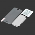 Protective Tempered Glass Screen Protector for Iphone 5 - Transparent