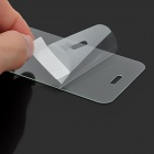 Protective Tempered Glass Screen Protector w/ Keys for Iphone 5 - Transparent