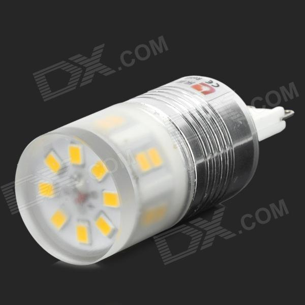 купить Lexing Lighting LX-YMD-021 G9 20LED SMD-2835 2.5W 230lm 3500K Warm White Light Bulb - White + Silver недорого