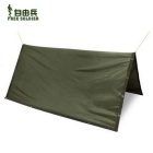 Free Soldier Multifuntional Water Resistant Nylon Outdoor Ground Mat Blanket - Army Green