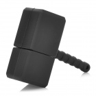 Cute Hammer Style USB Flash Drive - Black (8 GB)