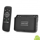 Quad-Core Android 4.2.1 Mini-PC Google TV Player w / 2GB RAM / 16GB ROM / TF / HDMI - Schwarz