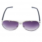 Polarized Glare-Guard TAC Alloy Frame Sunglasses with UV400 UV Protection