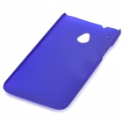 Protective Plastic Back Case for HTC One Mini M4 - Purple Blue