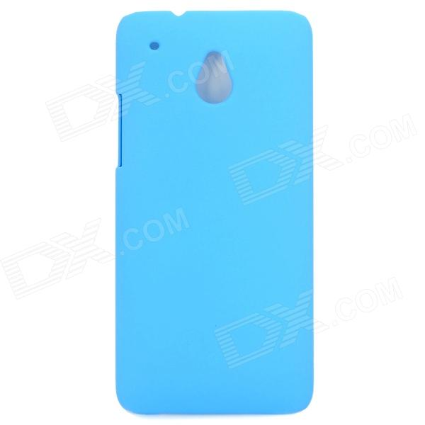 Protective Plastic Back Case for HTC One Mini M4 - Blue