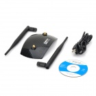 COMFAST CF-WU7300ND USB 2.0 IEEE802.11 b/g/n 300Mbps 12dBi Wi-Fi Network Adapter - Black