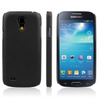 ENKAY Protective Plastic Back Case Cover for Samsung Galaxy S4 Mini / i9190 - Black