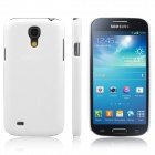 ENKAY Protective Plastic Back Case Cover for Samsung Galaxy S4 Mini / i9190 - White