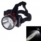 KangMing KM-181 Rechargeable 1-LED 90lm 2-Mode White Light Headlamps for Hunt / Camp + More