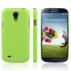 ENKAY Protective Plastic Back Case Cover for Samsung Galaxy S4 / i9500  - Green