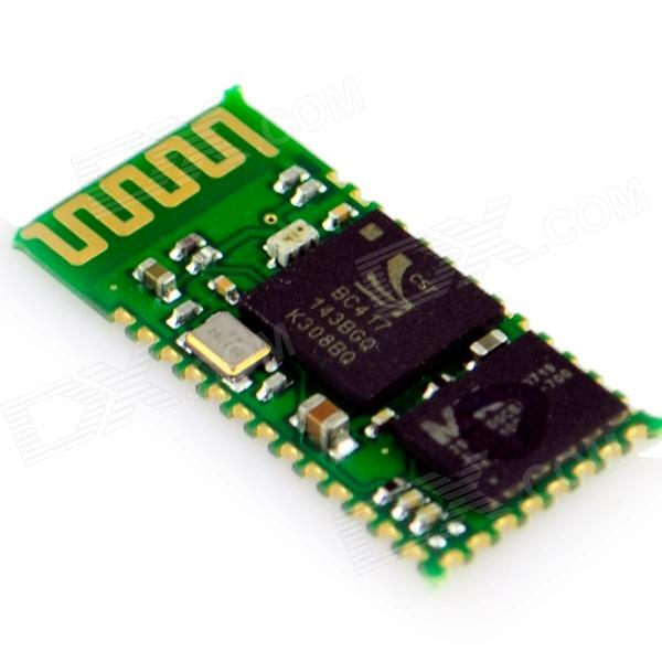 HC-06 Wireless Bluetooth Serial Pass-Through Module for Arduino (Works with official Arduino Board)