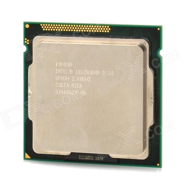 Intel Celeron G530 Dual Core 2.4GHz CPU (Second Hand) процессор intel celeron g530 cpu 2 4g lga1155