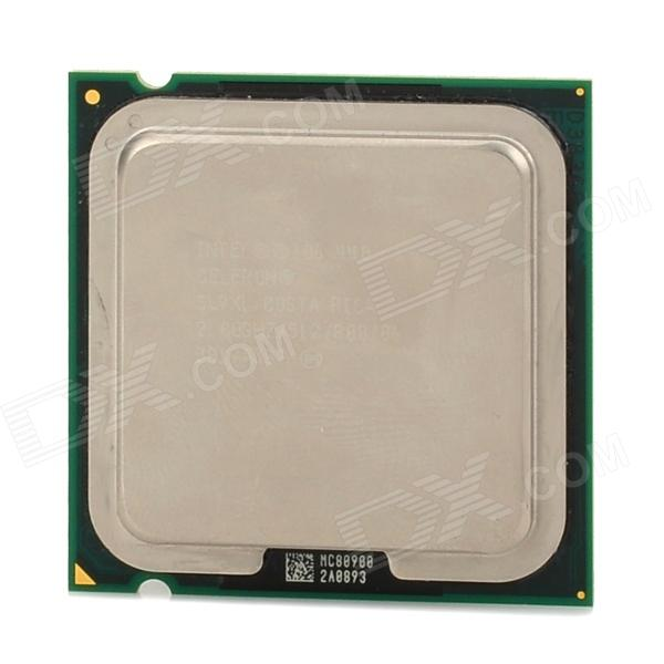 Intel Core 2 Duo E440 Dual Core 2GHz CPU - Green + Silver + Golden (Second Hand)