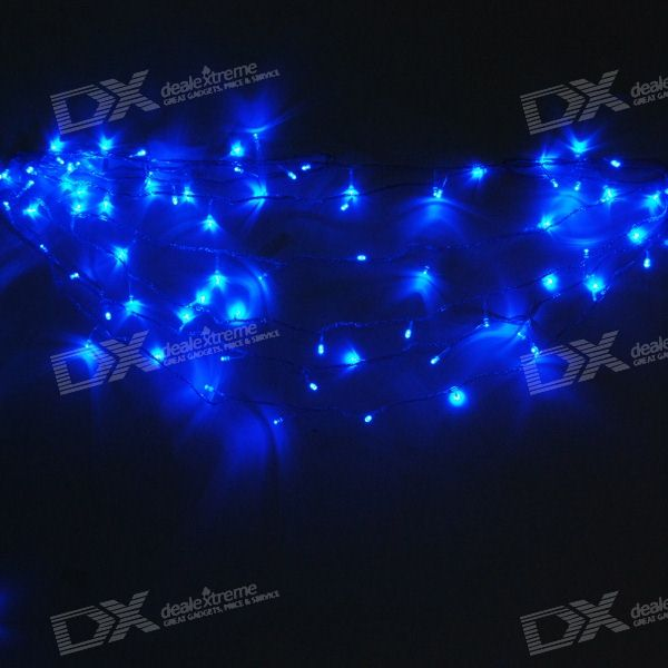 LED String Lights (Blue/10M)