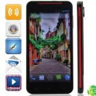 "PULID F17 MTK6589T Quad-Core Android 4.2.1 WCDMA Bar Phone w / 5,0 ""HD, 2GB RAM, 32GB ROM, Black + Red"
