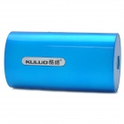 KULUO 5V 5200mAh Portable Power Bank / 3G Wireless Router / Wi-Fi for iPhone / Samsung + More - Blue