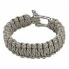 Emergency Escape Quick-Release Hand Rope - Grey