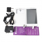 "Q6000 ( J6 ) 6""HD Quad Core Android 4.2 cell Phone w/ 1GB RAM / 8GB ROM / WIFI / GPS /  - White"