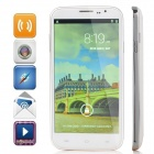 "Q6000 (J6) 6 ""HD Quad Core Android 4.2-Handy w / 1GB RAM / 8GB ROM / WIFI / GPS / - Weiß"