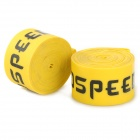"WindSpeed 23018R00 26"" Bicycle Cycle Nylon Rim Tape - Yellow (2 PCS)"