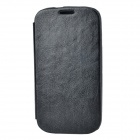 Portable 2400mAh Li-ion Polymer Battery Power Case w/ Slot for Samsung Galaxy S3 - Black