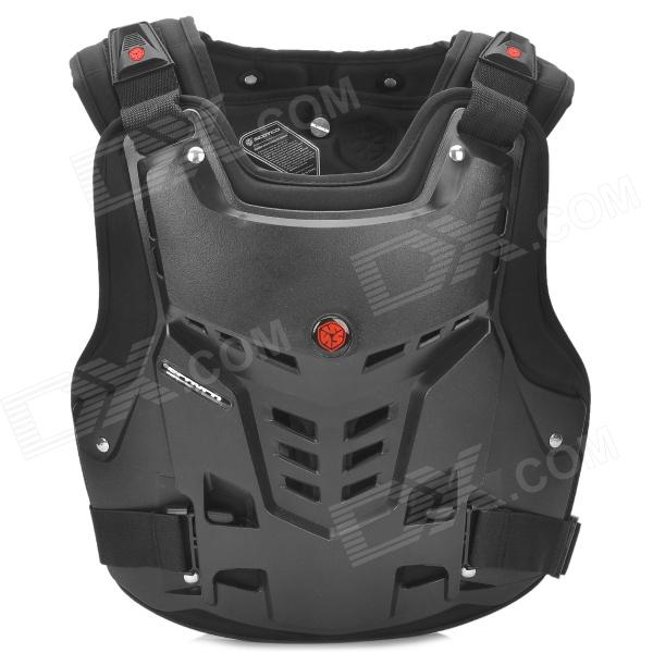 Scoyco AM05 Racing Motorcycle Body Armor Protector - Black (Size M) футболка overmoon by acoola overmoon by acoola ov003egszx61
