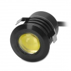 3W 90lm 5500K White Light Eagle Eye LED Daytime Running Lamp (2 PCS / 12V)