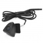 "EC-FSH1086 Waterproof 1/4"" CCD 170' Wide Angle Car Rearview Camera w/ Night Vsion - Black"