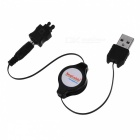 Retractable USB Charging Cable for Sony Ericsson T28/A2618s/F500i/J210i/J300i + More (70cm)
