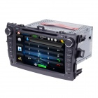 "76288G 8"" Screen Car DVD Player w/ Win CE 6.0 / FM / ATV / GPS / 3G / Wi-Fi / for Toyota Corolla"