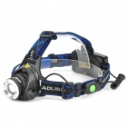 RAYSOON T283 600lm 3-Mode White Zooming Headlamp w/ Cree XM-L T6, Yellow Lens (1/2 x 18650)