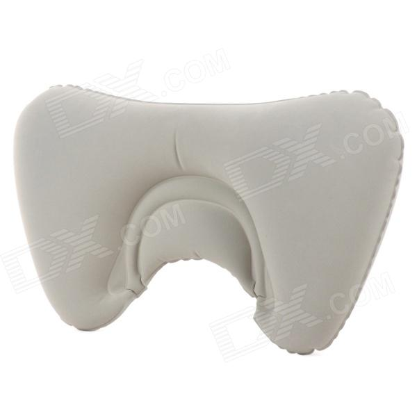 WELLHOUSE WH00115 Inflatable Cushion Waist Pillow - Grey
