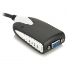 USB 3.0 to VGA Display Converter - Black
