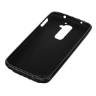 Protective Plastic Back Case for LG Optimus G2 / D801 / F320 / LS980 - Black