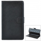 Protective PU Leather Holder Case w/ Card Slot for Google Nexus 7 - Black