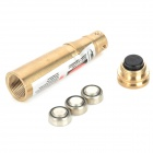 Bronze Red Laser Bore Sighter de 7,62 milímetros Caliber Gun - Golden