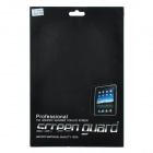 "Protective Matte PE Screen Protector for Samsung Tab 3 10.1"" P5200 - Transparent"