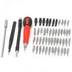 BYXAS SCA-101 Convenient 53-piece Multifunctional Precise Screwdriver Set for Computer + More