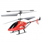 YD-118 3-CH IR Remote Control Helicopter - Black + Red