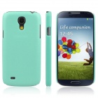 ENKAY Protective Plastic Back Case Cover for Samsung Galaxy S4 Mini / i9190 - Blue