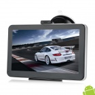 "IPU IPA708  Android 4.0 7"" MID + Capacitive Screen GPS Navigator w/ 512MB RAM / 8GB for Russia"