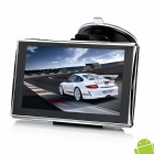 "IPU IPA583 Android 4.0 5"" MID + Capacitive Screen GPS Navigator w/ 512MB RAM / 8GB / for Europe"