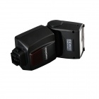YONGNUO YN-467II 5600K TTL Speedlite Flashgun for NikonD300s, D300, D200, D7000, D9 - Black (4 x AA)
