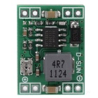 Mini 3A 4.5~28V Input 0.8~20V Output Step-Down Voltage Regulator - Green