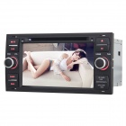 "Joyous J-8629MX 7"" Screen Car DVD Player w/ Radio, GPS, Bluetooth, AUX for Ford Transit / Old Ford"