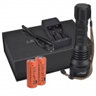 SingFire SF-605 Cree XM-L T6 2400lm 5-Mode Diving Flashlight w/ Battery Charger (2 x 26650)