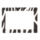 Glue Type Magic Photo Frame - Black + White