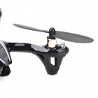 HUBSAN Mini 2.4GHz R/C 4-CH 6-Axis 3D Quadcopter w/ LED RTF - Black