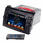 "HF 7688G 7"" Touch Screen Car DVD Player w/ FM / ATV / GPS / Bluetooth for Toyota Prado Cars - Black"