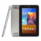 "Voosoo V76 7"" Dual Core Android 4.0 Tablet PC w/ 512MB RAM, 4GB ROM, 3G Call, GPS, Bluetooth - Black"